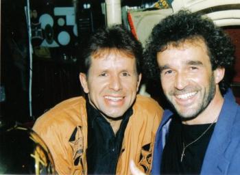 Chris Wolff und G. G. Anderson.